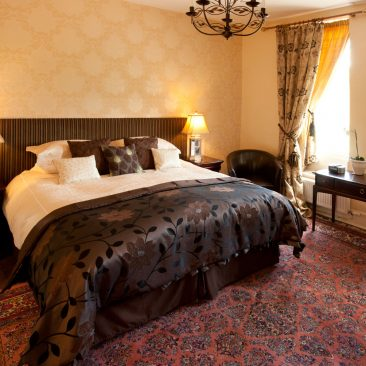 Commercial Property Photography - Hotel Room