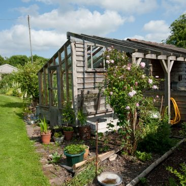 Residential property photography - Garden