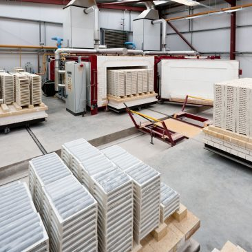 Commercial Property Photography - New factory