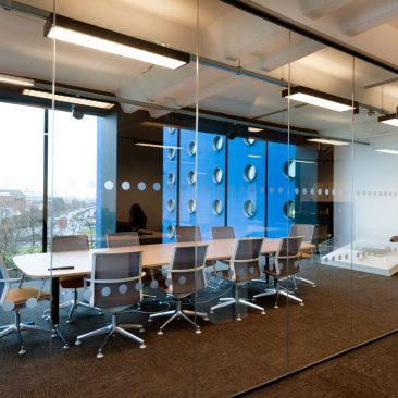 Commercial Property Photography - Modern Office Space