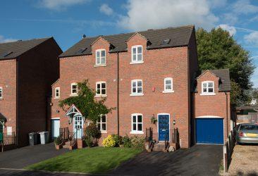 Nantwich Canalside Home