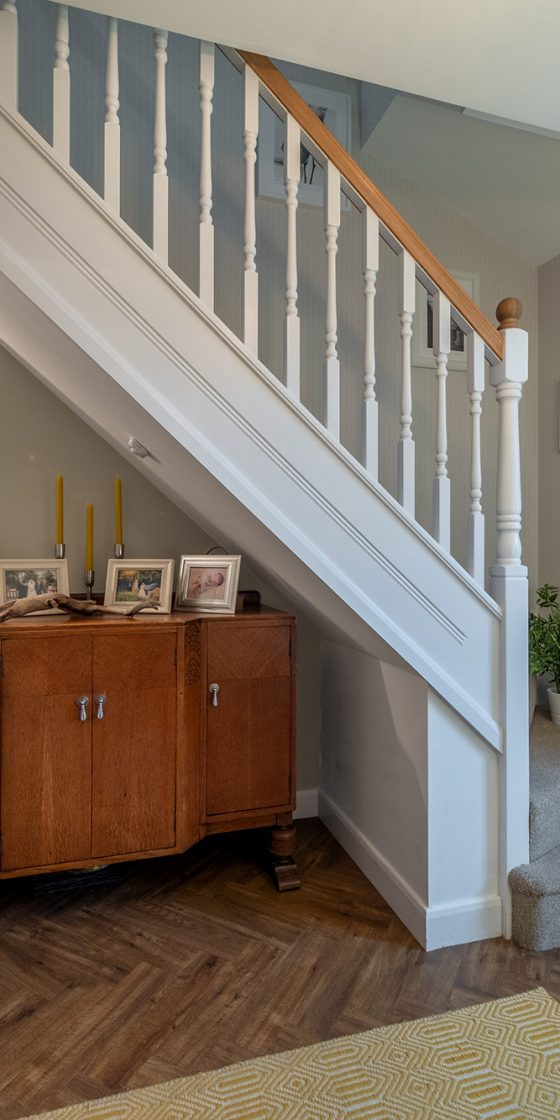 hall and staircase